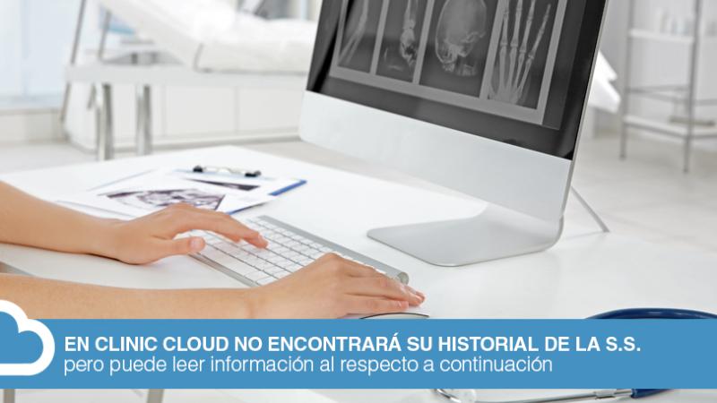historial medico online seguridad social