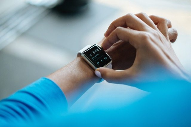 wearables en salud