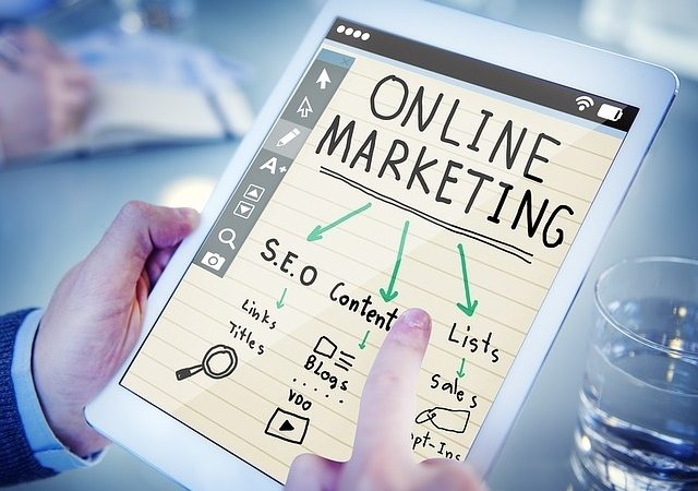 marketing online para clinicas