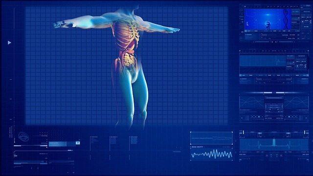 Impresión de órganos humanos en 3d