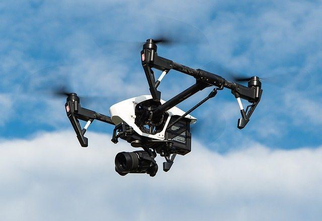 como utilizar un dron