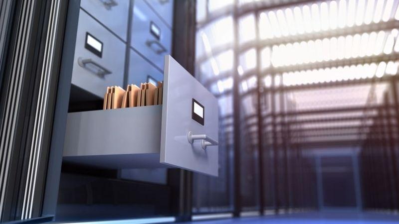 archivos físicos