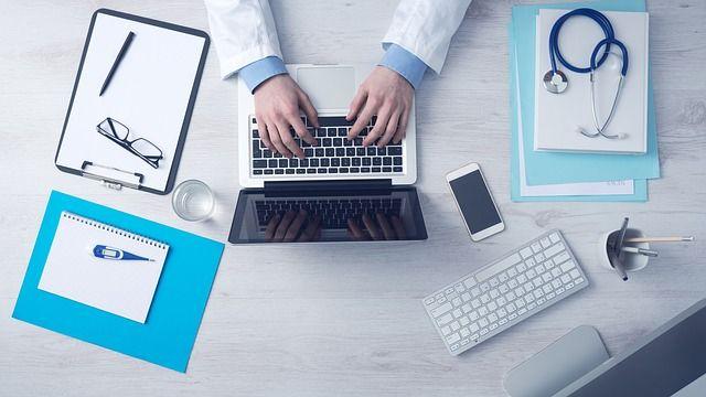 Digitalización de historias clínicas
